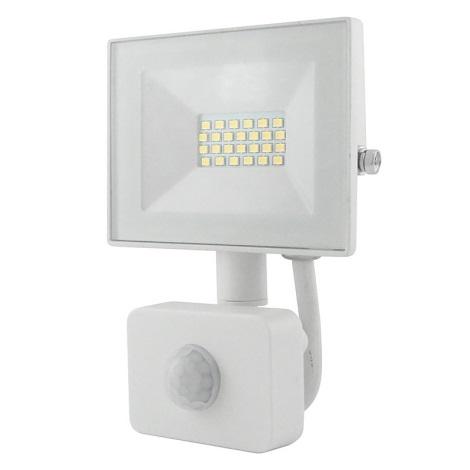 Projecteur LED avec détecteur LED/10W/230V IP64 800lm 4200K