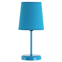 Rabalux - Lampe de table 1xE14/40W/230V bleu