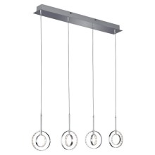 Reality - Suspension LED avec fil PRATER 4xLED/4W/230V