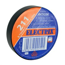 Ruban isolant ELECTRIX 15mm x 20m