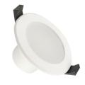 Spot encastrable LED salle de bain LED/7W/230V 3000K blanc IP44