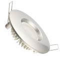 Spot encastrable LED salle de bain LED/7W/230V 4000K argent IP44