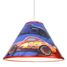 Suspension fil DISNEY CARS 1xE27/40W/230V