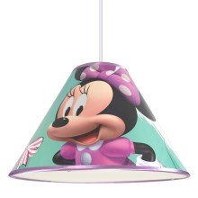 Suspension fil MINNIE MOUSE 1xE27/40W/230V