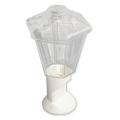 Top Light 502218 L - Lampadaire extérieur 1xE27/60W/230V