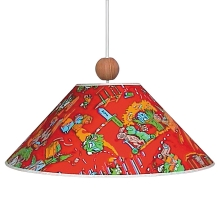 Top Light 60/P/Čv - Lustre enfant 1xE27/60W