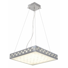 Top Light Diamond LED H - Lustre avec fil DIAMOND LED/36W/230V
