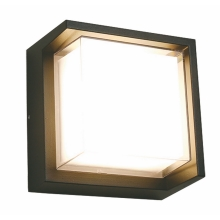Top Light Malaga H - Applique murale LED extérieure LED/8W/230V IP54