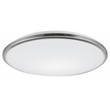 Top Light Silver KL 6000 - Plafonnier LED salle de bain LED/24W/230V IP44