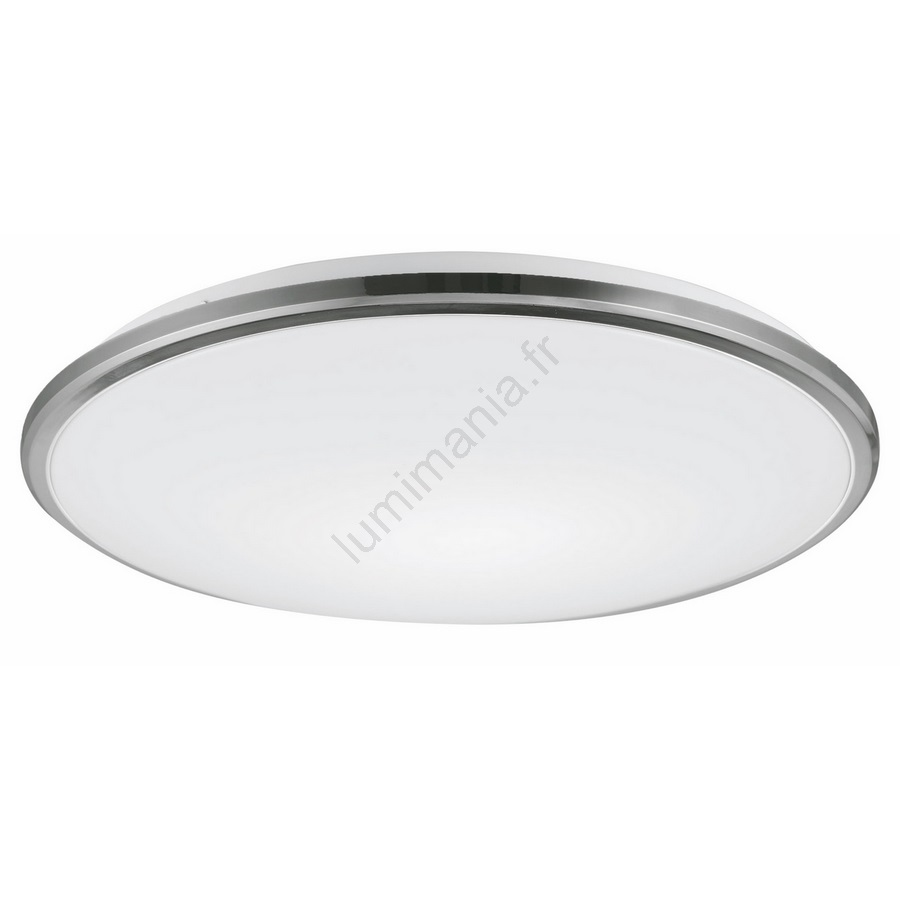 Led18w230v Km Silver Bain Led De 6000 Light Ip44 Plafonnier Salle Top NnvO0mw8