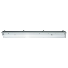 Top Light ZS IP 236 - Luminaire technique fluorescent IP65 2xT8/36W/230V blanc