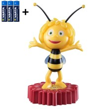 Varta 15635 - Veilleuse enfant LED MAYA THE BEE LED/3xAA